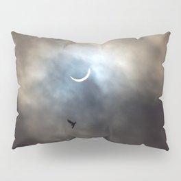 Solar Eclipse Pillow Sham