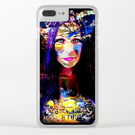The Last Supper by TRP Clear iPhone Case