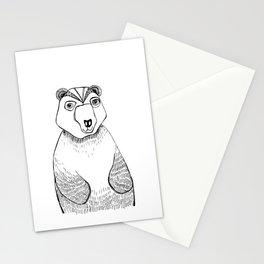 Boris the Bear  Stationery Cards
