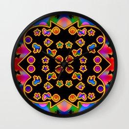 Colorandblack series 672 Wall Clock