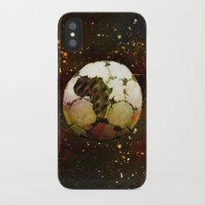 Africa Football Slim Case iPhone X