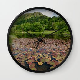 Rydal Water Wall Clock