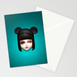 Misfit - Abigail Stationery Cards