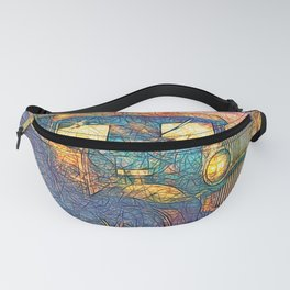 Moonshiners Pickup Truck Fanny Pack