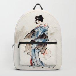 The Geisha Backpack