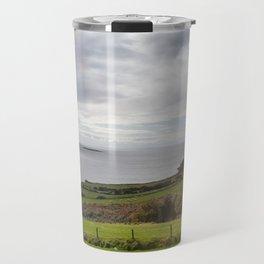 Coast of Ireland Travel Mug