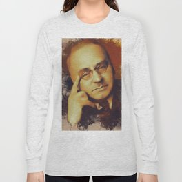Alfred Adler, Psychotherapist Long Sleeve T-shirt
