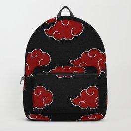 Akatsuki Clouds Full Print Backpack