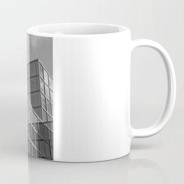 Gray Sky Mirror Coffee Mug