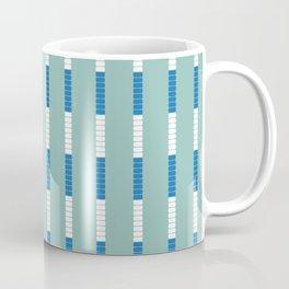 Lane Dividers Coffee Mug