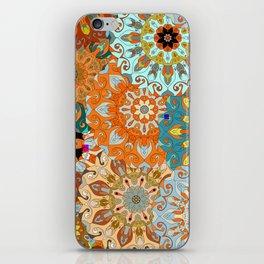 Boho Mandela Pattern 1 iPhone Skin