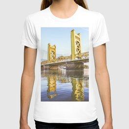 Yellow Reflection T-shirt