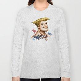 American Badass Long Sleeve T-shirt