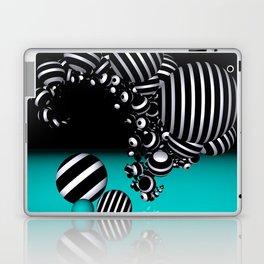 going mandelbrot -5- Laptop & iPad Skin