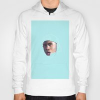 tyler the creator Hoodies featuring Tyler, The Creator, Incomplete by mrspotatohead