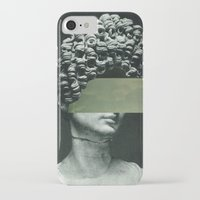 rothko iPhone & iPod Cases featuring Frau Rothko 2 by Marko Köppe