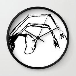 Future Nokko Matti Wall Clock