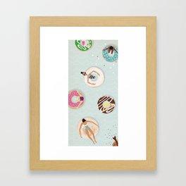 Summer Glaze Framed Art Print