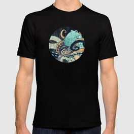 Metallic Octopus II T-shirt