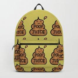 Poop Juice Backpack