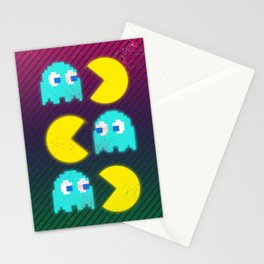 Ghost train. Stationery Cards
