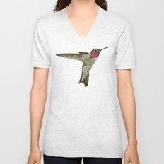 Hummingbird Ayre Unisex V-Neck