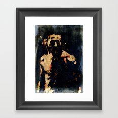 The Stranger #2 Framed Art Print