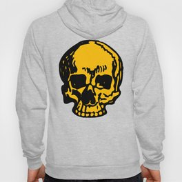 24K Gold Pirate Skull, Vibrant Skull, Super Smooth Super Sharp 9000px x 11250px PNG Hoody
