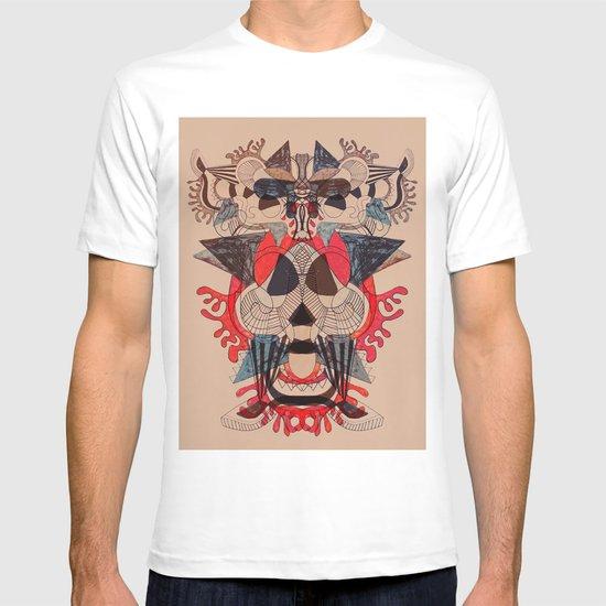 illustrated dreams T-shirt