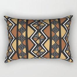 African mud cloth Mali Rectangular Pillow