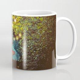 Follow the Lights (Color) Coffee Mug