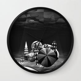 Playground Wall Clock