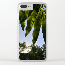 It's a Leaf Clear iPhone Case