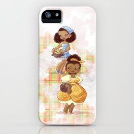 Caribbean Girls iPhone Case