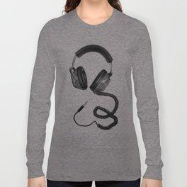 Headphone Culture Long Sleeve T-shirt