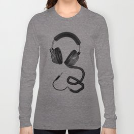 Headphone Culture Long Sleeve T-shirt