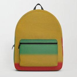 Rasta Colours Backpack