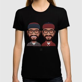 Comics of Comedy: Lucas Brothers T-shirt