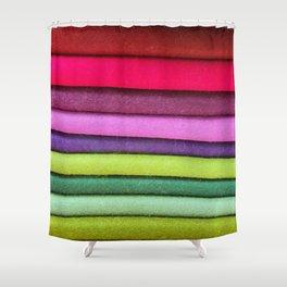 FABRIC FROLIC Shower Curtain