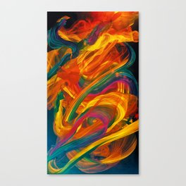 Inner Lights Canvas Print