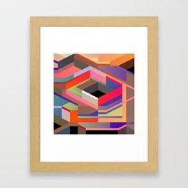 Maskine 10 Framed Art Print