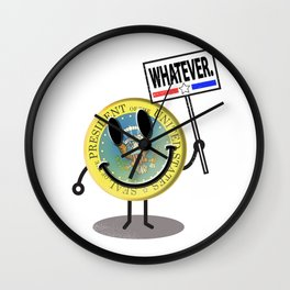 Whatever. Wall Clock