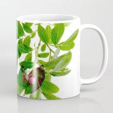 Blueberry Branch in Spring Mug