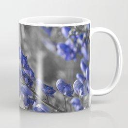 Blue Flower Coffee Mug