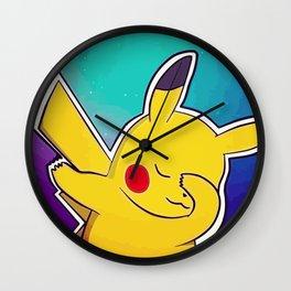 PikaDuB Wall Clock