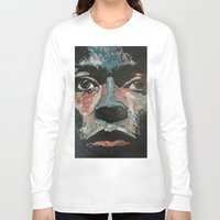 miles davis Long Sleeve T-shirts featuring Kind of Blue Miles by Matt Pecson