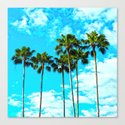 Tropical Palm Trees by staypositivedesign