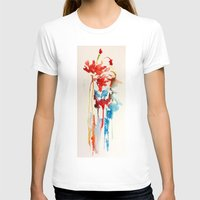 splash T-shirts featuring Splash by zeze
