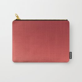Persimmon Sunrise Carry-All Pouch