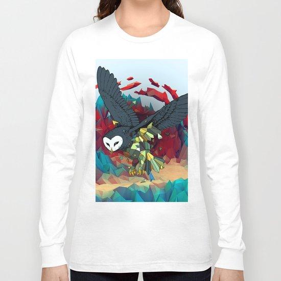 OWL X Long Sleeve T-shirt